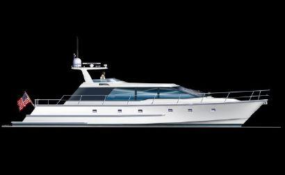 2022 63' COOPER MARINE-CARIBBEAN 63 Sport Utility Vessel FL, US