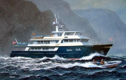 2022 120' Inace Yachts-Overing Fortaleza, BR