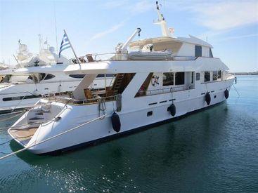 1992 98' 9'' Custom Yacht 100 - Steel- GR