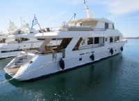 1992 Custom Yacht 100 - Steel