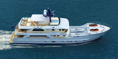 2023 126' Inace Yachts-Explorer Fortaleza, BR