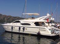 2001 Ferretti Yachts ferretti 57