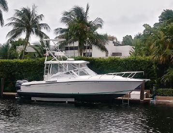 1999 35' Contender-35 Express Side Console Fort Lauderdale, FL, US