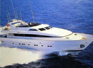 1996 Admiral 28