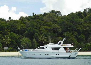 1984 72' Motor Yacht-Alalunga Phuket, TH