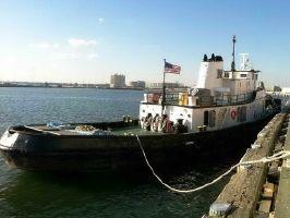 1956 111' Tugboat-Gulfport Shipbuilding Co. Baltimore, MD, US