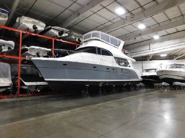2016 54' Bracewell-Custom Motor Yacht Grand Haven, MI, US