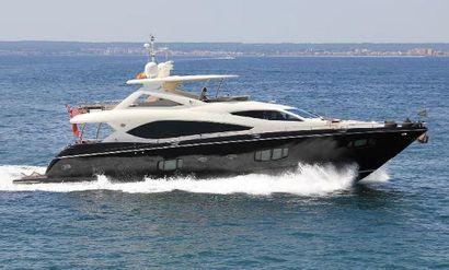 2009 88' Sunseeker-Flybridge Motoryacht Mallorca, ES