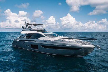 2022 80' Azimut-S8 Fisher Island, FL, US