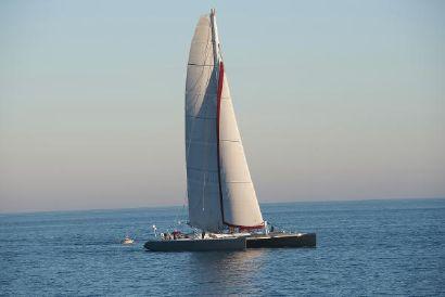 2000 109' 11'' Multiplast-Maxi Catamaran Mataron, ES