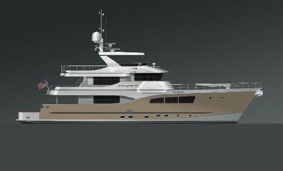2023 100' All Ocean Yachts-Tri-Deck Explorer Yacht US