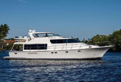 2003 65' Pacific Mariner-65 Pilothouse Motoryacht Fort Lauderdale, FL, US