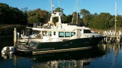 2003 65' Custom-Sea Star Pilothouse East Hampton, NY, US
