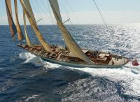 2002 Royal Huisman Modern classic schooner