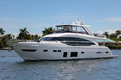 2018 75' Princess-Y75 Motor Yacht Fort Lauderdale, FL, US