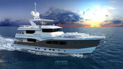 2023 90' All Ocean Yachts-Tri Deck Explorer Yacht BR