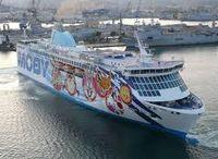 2005 Cruise Ship ROPAX CRUISE FERRY - Stock No. S2596