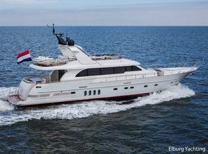 2016 Valk Continental II 23.00 ALU IPS - Grey Falcon