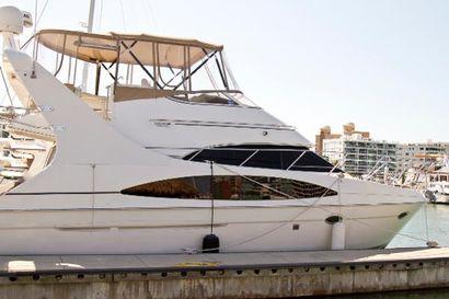 2004 44' Carver-Mariner 420 SC Sarasota, FL, US