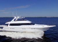 1995 Lazzara Yachts 76 GRAND SALON
