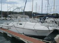 1994 Marine Projects robalo 2660