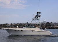 1984 Hatteras 36 Sport Fisherman
