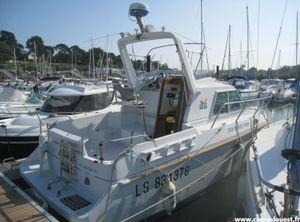 1994 Eider Marine SEAROVER 7600