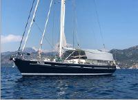 1997 Nordia Van Dam Pilot House Cruiser 58'