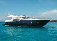 2005 Ferretti Yachts Altura 690