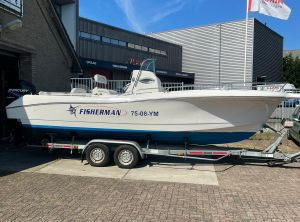 2005 Fibrafort Fisherman 238