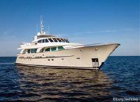 2019 Werner 98Ft Displacement Round Bilge Motor Yacht