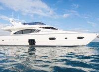 2013 Ferretti Yachts 750