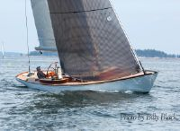 2022 Brooklin Boat Yard 47' Spirit of Tradition Sloop