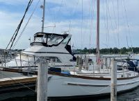 1985 Lord Nelson 41' Cutter