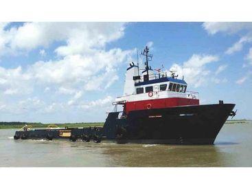 2001 150' Cargo Ship-DP-1 Offshore Supply Vessel New Iberia, LA, US
