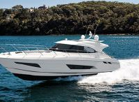 2023 Riviera 4800 Sport Yacht with IPS