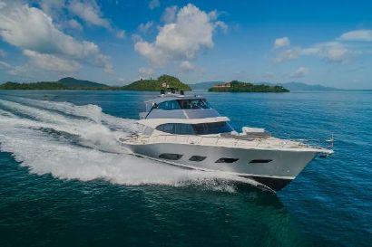 2019 75' Riviera-68 Sports Motor Yacht Thalang, TH