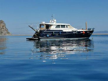 2006 57' 5'' Pacific-Prestige 170 Sicily, IT