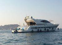 2005 Cerri Cantieri Navali FLYING SPORT 86