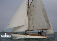 1913 Mylne Island Class Gaff Yawl