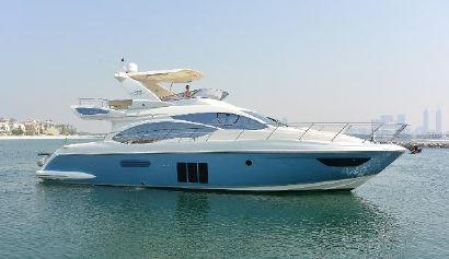 2010 53' Azimut-53 Fly Motor Yacht AE