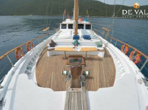 1996 Gulet 24 m Exclusive Luxury Charter