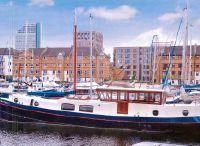 2008 Aqualine Voyager 18m Dutch Barge