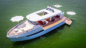 2022 62' 9'' Astondoa-65 Top Deck Santa Pola, ES