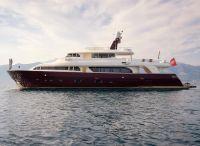 2003 Ferretti Yachts Custom Line 30