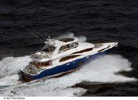 2022 Johnson Motor Yacht w/Fishing Cockpit