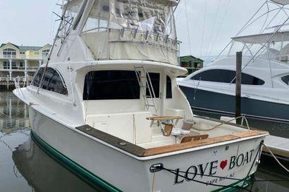 1998 48' Ocean Yachts-Super Sport Cape May, NJ, US