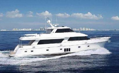 2012 90' Ocean Alexander-90A Fort Lauderdale, FL, US
