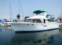 1985 DeFever 40 Offshore Cruiser