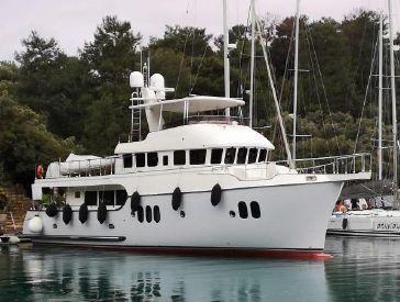 2014 70' 5'' Custom-Trawler Yacht MUĞLA, TR